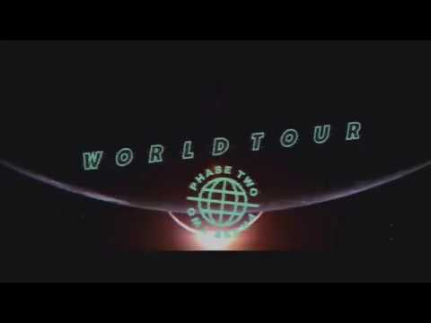 THE WEEKND - Starboy: Legend Of The Fall 2017 Australian Tour - Phase two