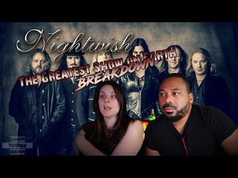 NIGHTWISH The Greatest Show On Earth Reaction!!!
