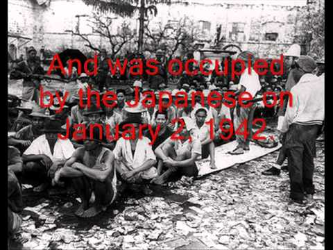 Philippine History World War 2 and Japanese Occupation
