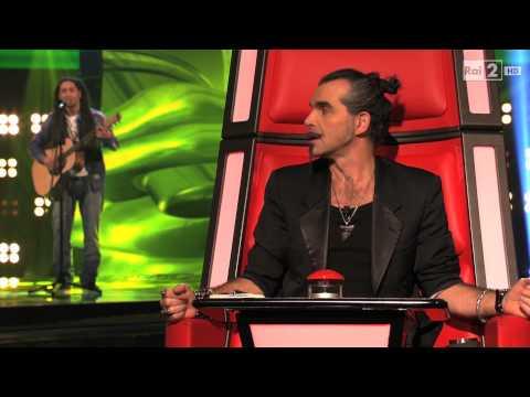 The Voice IT   Serie 2   Blind 3    Piero Dread - #TEAMJ-AX