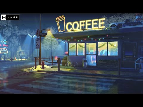 coffee shop vibes   lofi hiphop   morning music   chill out mix   deep house   HNRM