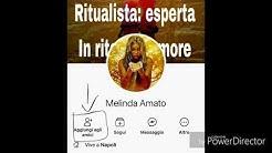 """Esperta in ritorni d'amore, cartomante sensitiva  """"Melinda Amato"""""""