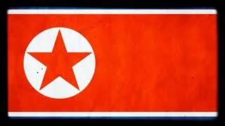 Mix of North Korean national music
