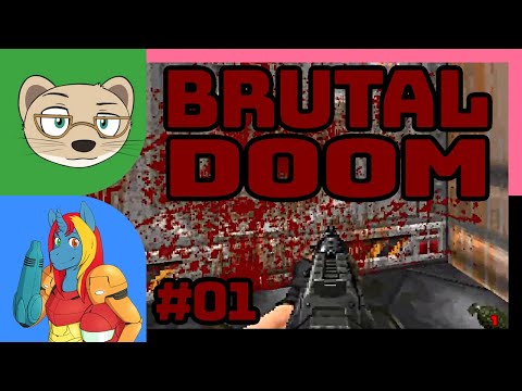 Brutal DOOM with IndieTimmie Part 1 — DOOMGuy is dead, nothing left to live for :( — Yahweasel
