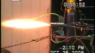 Liquid Nitrous Oxide-Kerosene Rocket Engine Part 1 of 5