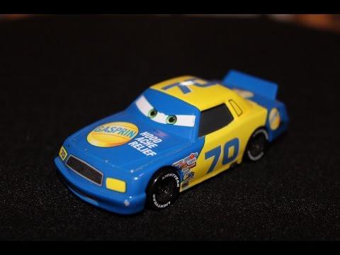 Mattel Disney Cars Gasprin 70 Floyd Mulvihill Piston