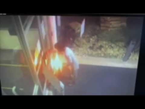 Costa Mesa PD fire