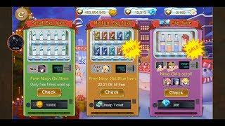 [Girls x Battle   Ninja Girls] How many pulls to get Elisa from Sx vending?