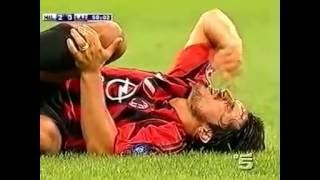 Milan-Lazio 3:0 Italian Supercup 2004   Supercoppa Italiana 2004
