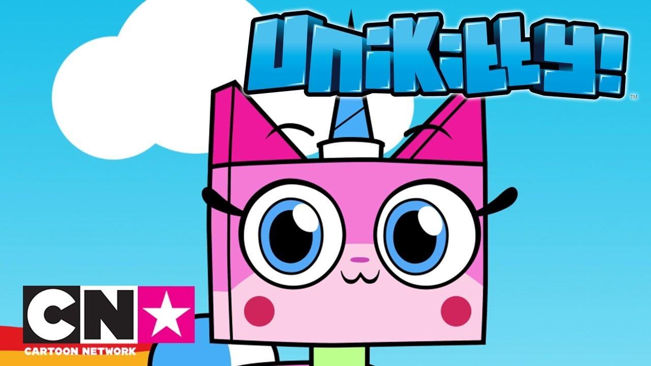 Unikitty Happy and Cute Vector by FAZE-Alan-Mskull2019 on ... |Unikitty Face