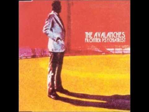 The Avalanches - Frontier Psychiatrist (Vinyl Version)