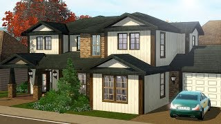 TRADITIONAL FAMILY HOME // The Sims 3: Speed Build