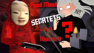 Revealing Aka Manto's secret items, official story and hidden player character model