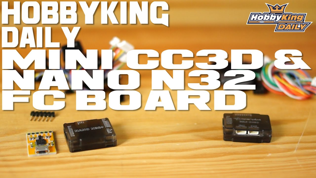 Nano N32 Plus Mini Cc3d Fc Hobbyking Daily Frsky Wiring Diagram