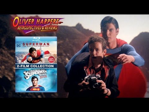 Superman The Movie – Extended TV Cut Bluray Review