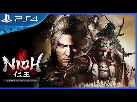 Nioh: Complete Edition (2017) - Debut Trailer - PS4