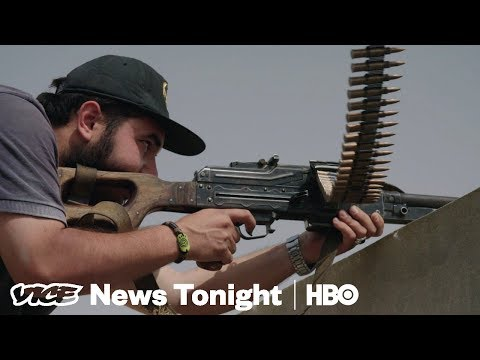 On The Front Lines Of Libya's Civil War (HBO)