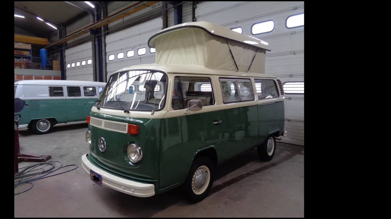 Pose D 39 Un Toit Levant Sur Combi Vw T2 Bay Window Youtube