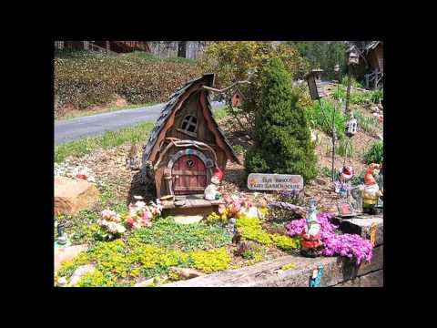 Beautiful Fairy garden design decorations