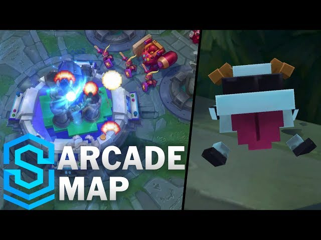Riot Is Giving Summoner\'s Rift a New Arcade Theme | CYBERPOWERPC