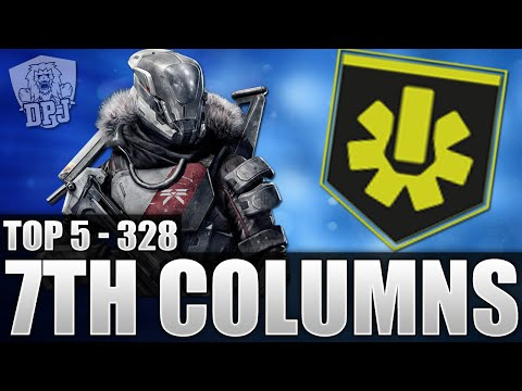 Destiny: Worlds Fastest 7th Column? - Top 5 Seventh Column Sprees Of The Week / Episode 328