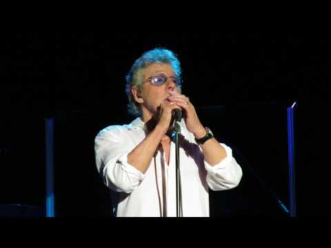 Always Heading Home- Roger Daltrey -New Song- Clearwater 10-30-17