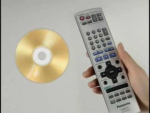 dmr e55 panasonic dvd recorder demo youtube rh youtube com Panasonic Professional DVD Recorder Panasonic Remotes for DVD and VHS Recorder