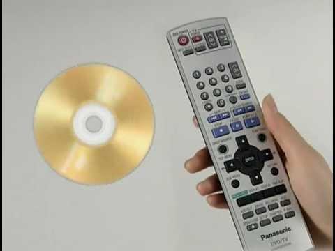 dmr e55 panasonic dvd recorder demo youtube rh youtube com Panasonic DVD Recorder DMR E65 Panasonic Professional DVD Recorder