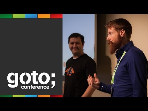 GOTO 2016 • The Frontend Taboo: A Story Of Full Stack Microservices • Luis Mineiro & Moritz Grauel