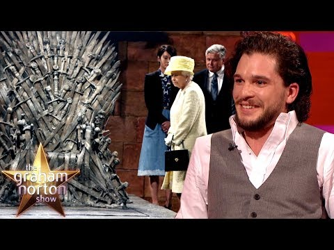 The Queen Had No Idea Who Kit Harington Played On Game Of Thrones | The Graham Norton Show