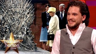 Baixar The Queen Had No Idea Who Kit Harington Played On Game Of Thrones | The Graham Norton Show