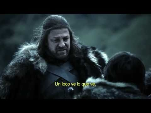 "Juego de Tronos ""Game Begins"" Trailer (subtitulado)"