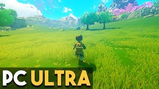 Yonder The Cloud Catcher Chronicles PC Gameplay Ultra Settings (Open World Adventure Game)