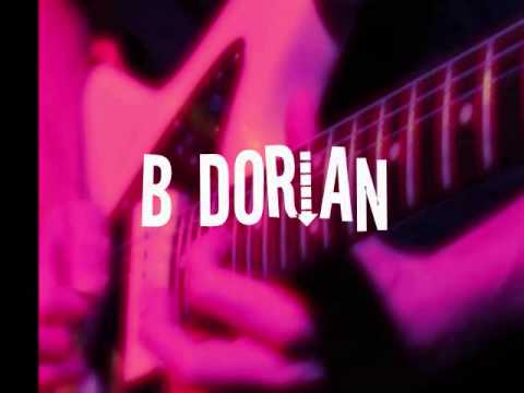 B Dorian Mode  Groovy Backing Track!