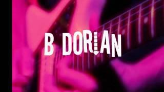 B Dorian Mode - Groovy Backing Track!