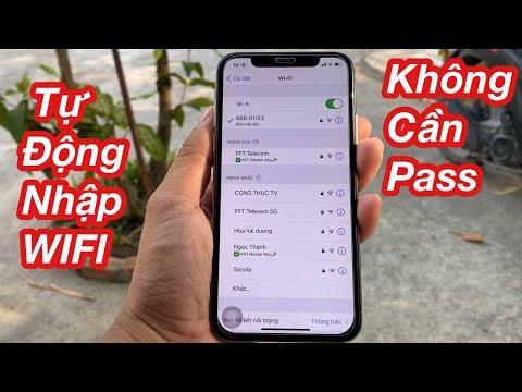 ứng dụng hack pass wifi cho android tốt nhất - Nhập WIFI Cực Kỳ Đơn Giản Không Cần PASS /Công Thức Vlog