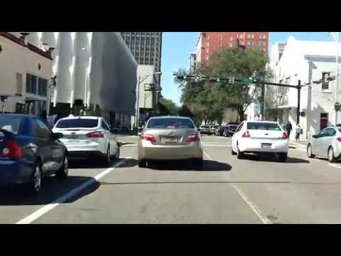Downtown Jacksonville Street Tour