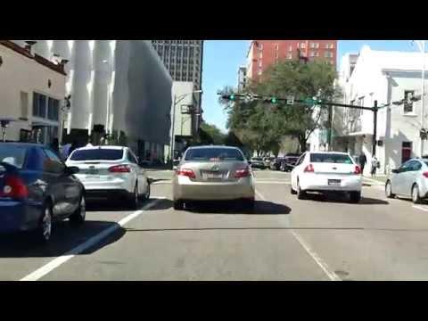 Downtown Jacksonville Street Tour
