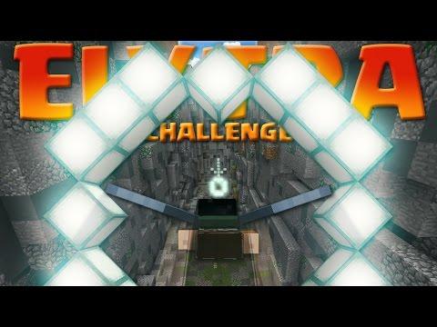 UNA NUOVA MAPPA DOVE SI VOLA! - Minecraft ITA - Elytra Flight Challenge