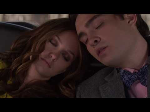 are chuck and blair dating in real life