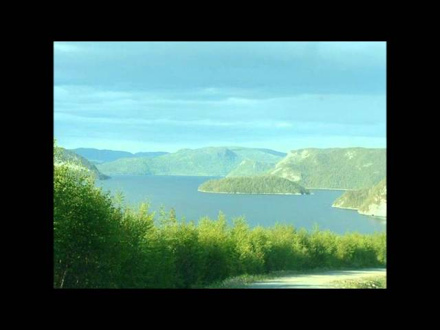 Omar Blondahl - The Roving Newfoundlander