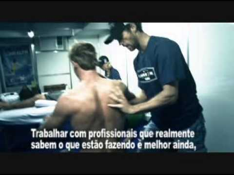 "Sports Physician with the World Surf League- ""Billabong Pro Rio"""