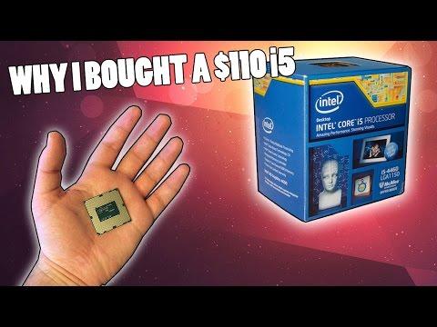 Why I Bought a $110 Intel Core i5 4460