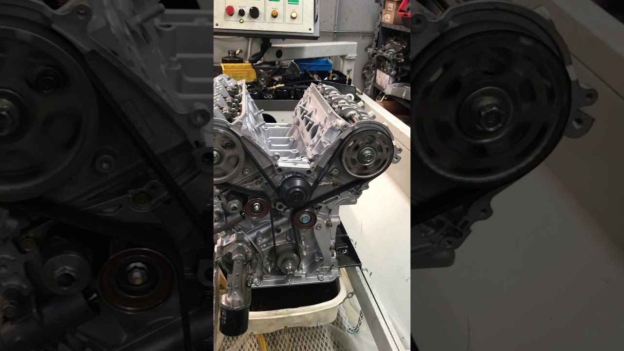 Honda 05-07 Odyssey J35A7 3 5L SOHC 24V VTEC Rebuilt Engine Long Block  HLBJ35A7