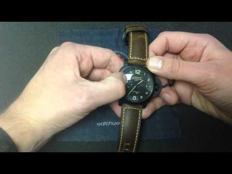 Panerai Luminor 1950 3 Days GMT Automatic Ceramica PAM00441 Luxury Watch Review