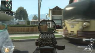 black ops 2 multiplayer gameplay tdm on nuketown an 94 live commentary