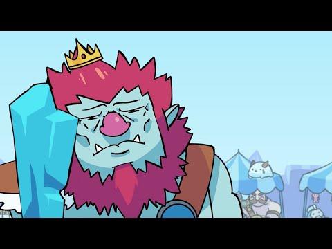 Helmet Bro: Trundle The Carnival King
