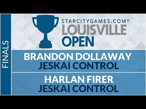 SCGKY - Finals - Brandon Dollaway vs Harlan Firer [Modern]
