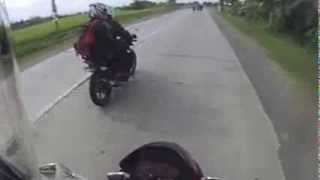 Extra video②-1 Asina hwy26(Pan-philippines hwy): To tuguegarao in Balete.