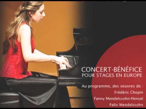 Entrevue - Laurence Manning - Concert Bénéfice 2014
